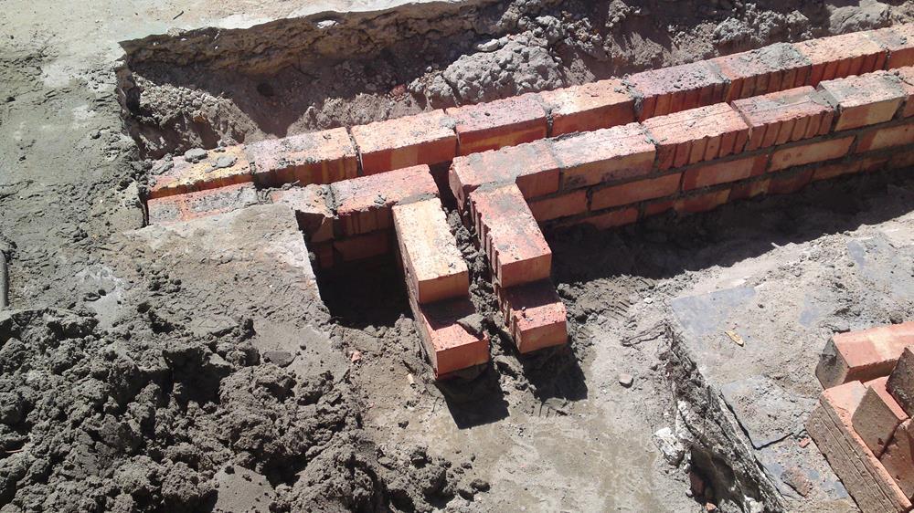 Masonry Work, Brick Work, ROK