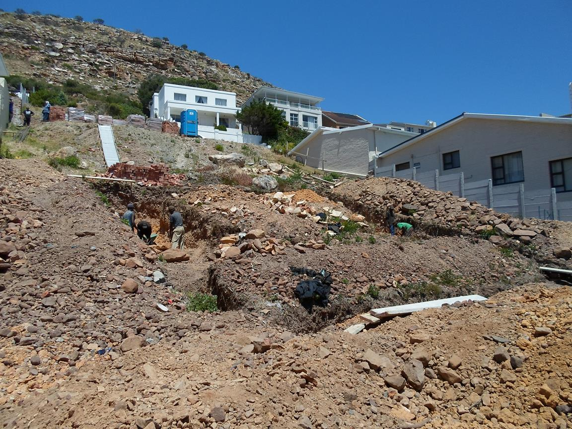 Black Bird Construction - Project Isaacs - Fish Hoek